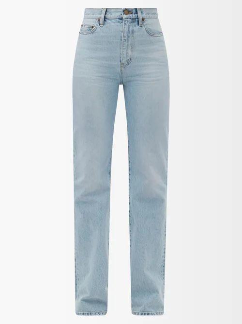 Gucci - Ophidia Suede Belt Bag - Womens - Black