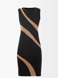 Loup Charmant - Hydra Off The Shoulder Organic Cotton Dress - Womens - Pink