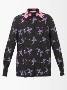 Rhode - Lea Cotton Dress - Womens - Red