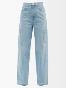 Albus Lumen - Lucia Silk Dress - Womens - Nude