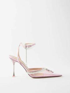 Zeus + Dione - Jacqueline Silk Crepe Dress - Womens - Blue