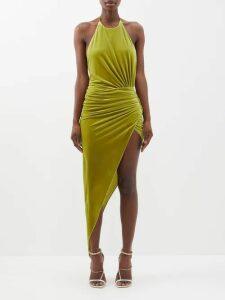 Lisa Marie Fernandez - Nicole Tiered Seersucker Skirt - Womens - White Stripe