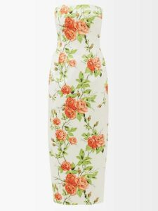 Gioia Bini - Emma Linen Shirtdress - Womens - Light Pink