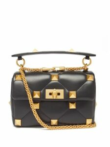 Adriana Degreas - Striped Asymmetric Skirt - Womens - Green Stripe