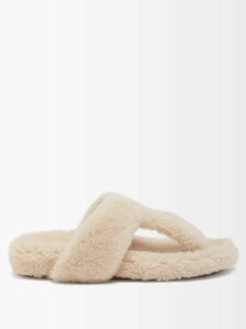 Athena Procopiou - Gold Dust Metallic Weave Dress - Womens - Metallic