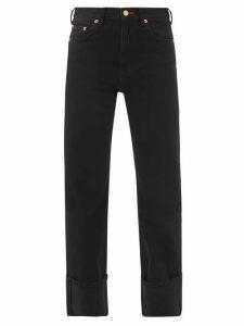 On The Island - Skala Animal Print Cotton Dress - Womens - White Multi