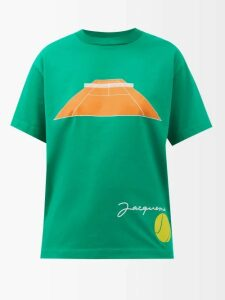 Gül Hürgel - Striped Off The Shoulder Dress - Womens - Pink Stripe
