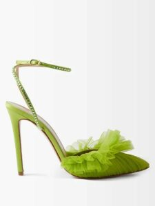 Talitha - Anita Embroidered Cotton Dress - Womens - White