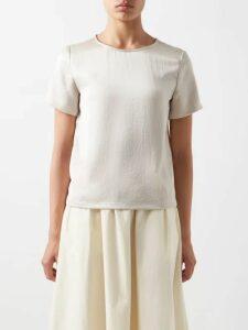 Loup Charmant - Artemis Cotton Dress - Womens - Pink