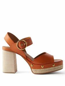 Rebecca De Ravenel - Lola Polka Dot Print Crepe De Chine Dress - Womens - Pink Multi