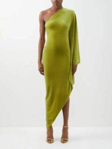 Lisa Marie Fernandez - January Striped Seersucker Dress - Womens - Black Stripe