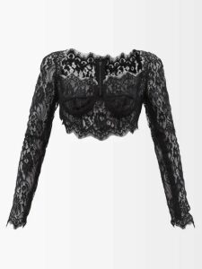 Tibi - Checked Double Breasted Twill Trench Coat - Womens - Brown Multi