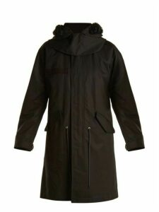 Helmut Lang - Hooded 1998 Parka - Womens - Black