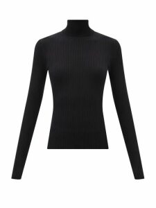 Calvin Klein 205w39nyc - Coated Overlay Broderie Anglaise Coat - Womens - White