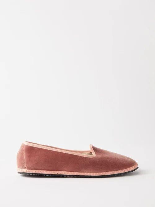 Vilshenko - Niamh Embroidered Cotton Blouse - Womens - Ivory Multi