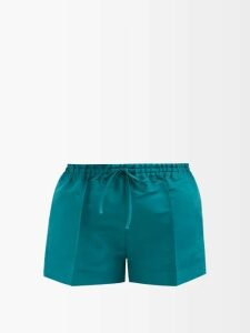 Moncler - Citrinelle Funnel Collar Quilted Down Jacket - Womens - Black