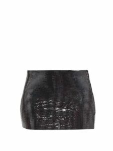 Moncler - Citrinelle Funnel Neck Quilted Coat - Womens - Beige
