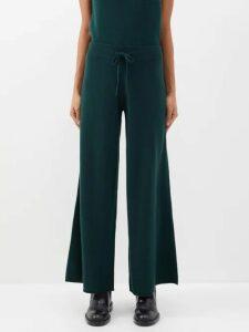 Balenciaga - Drawstring Waist Pleated Dollar Print Dress - Womens - Green Print