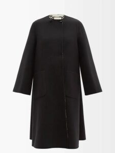 Maison Margiela - Raw Edge Rose Print Organza Dress - Womens - Nude Print