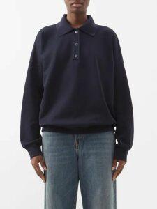 Marni - Striped Wool Blend Sweater - Womens - Beige Multi