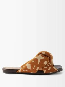 M.i.h Jeans - Callow Corduroy Dress - Womens - Ivory