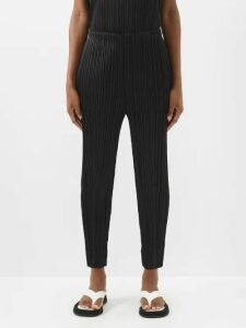 Dolce & Gabbana - Peony And Rose Print High Rise Midi Skirt - Womens - White Multi