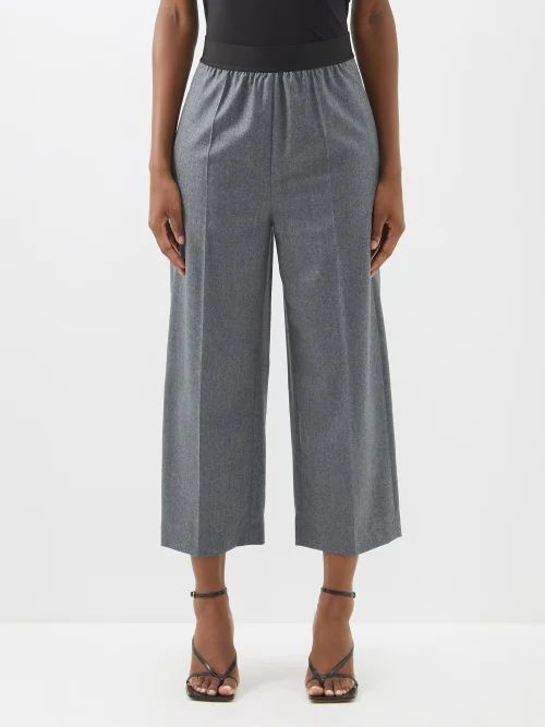 The Row - Tralty Cashmere Coat - Womens - Blue