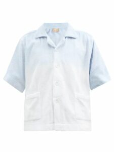 Erdem - Jyoti Floral Jacquard Midi Dress - Womens - Black Print