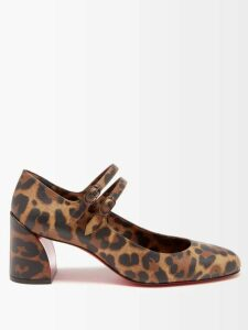 Roksanda - Cressida Bishop Sleeve Cotton Dress - Womens - Green Multi