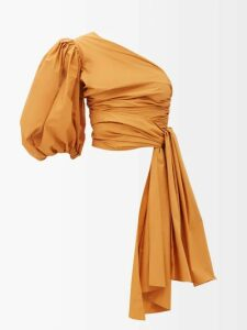 Vetements - Scarf Robe Dress - Womens - Navy