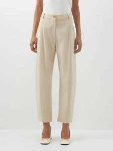 Balenciaga - Hybrid Dress - Womens - Pink Print
