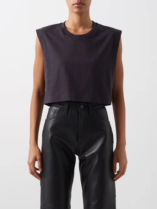 Ace & Jig - Page Neck Tie Cotton Top - Womens - Multi Stripe