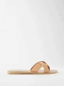 Altuzarra - Ourika Valencienne Lace Ruffle Trimmed Dress - Womens - Black