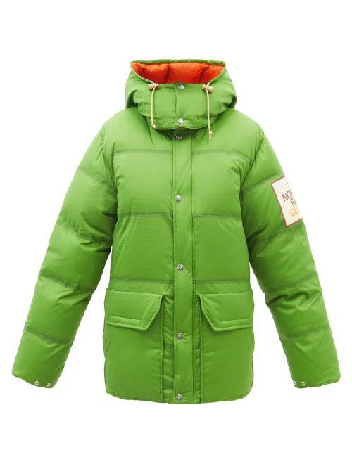 Fendi - Ruched Cotton Voile Top - Womens - Beige