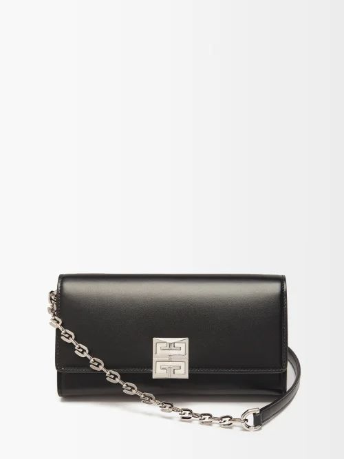 Valentino - Flocked Floral Velvet Dress - Womens - Blue Multi