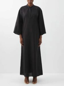 Redvalentino - Houndstooth Trench Coat - Womens - Red Multi
