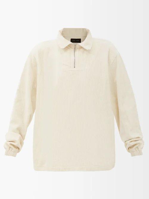 Ganni - Petunia Transparent Pvc Rain Jacket - Womens - Clear