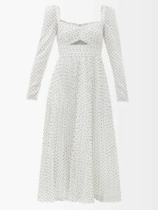 Acne Studios - Tohnek Boat-neck Cotton T-shirt - Womens - Black