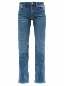 Jw Anderson - Handkerchief Hem Cotton Skirt - Womens - Navy