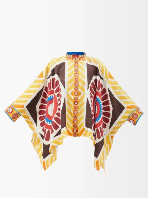 Masscob - Idris Corduroy Skirt - Womens - Camel