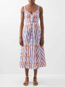 Masscob - Idris Corduroy Skirt - Womens - Camel