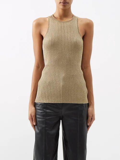 Redvalentino - Floral Jacquard Dress - Womens - Black Multi