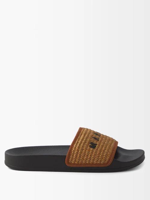 Johanna Ortiz - The Flower Queen Silk Robe - Womens - Yellow