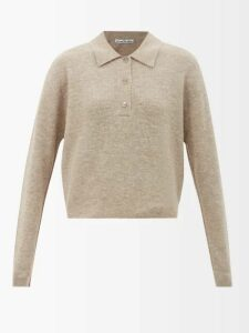 Brock Collection - Sibylle Striped Taffeta Skirt - Womens - Blue Stripe