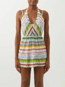Bella Freud - 1970 Cashmere Sweater - Womens - Navy