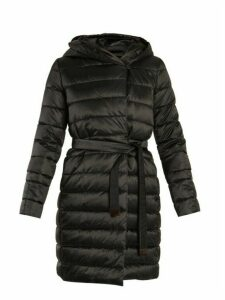 S Max Mara - Novef Reversible Coat - Womens - Black