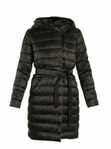 S Max Mara - Novef Reversible Coat - Womens - Black