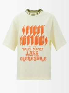 Vita Kin - New Tisa Embroidered Mid Weight Linen Dress - Womens - White Multi