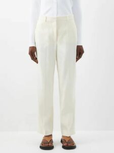 Zandra Rhodes - Summer Collection The 1973 Field Of Lilies Gown - Womens - Light Pink