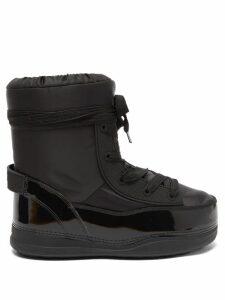 Raquel Diniz - Kate Tie Neck Silk Chiffon Dress - Womens - Black